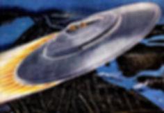 Human UFO - the Avrocar
