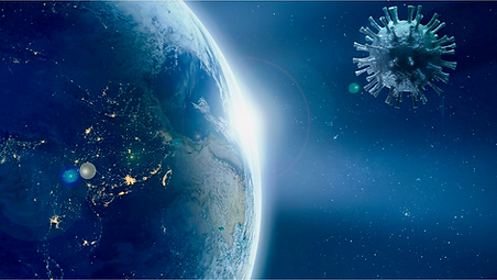 Covid Earth