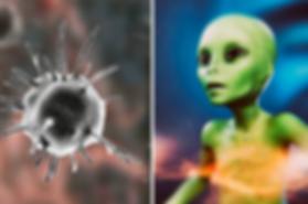 Alien Corona, 615x409, enhanced with Pho