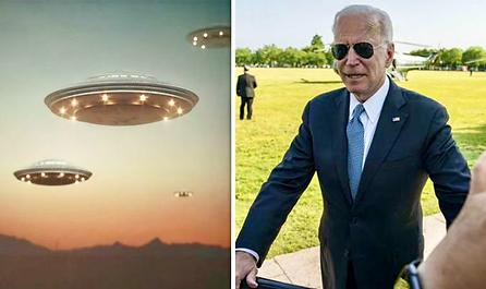 Joe Biden and UFOs