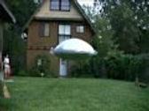 Frontyard UFO