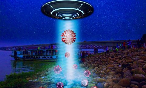 Covid UFO