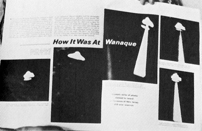 Dell UFO Reports Magazine, 1967