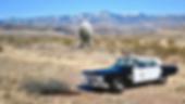 Lonnie Zamora UFO, police car
