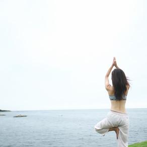 YOGAのお話「8つのステップ~生き方が楽になるヒント♪」