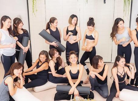 松本莉緒さんプロデュース@atyogalife fuchuにて、シヴァナンダヨーガ&瞑想のクラス始まりました✨