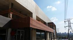 Nudek wood plastic composite decking