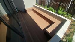 Nudek Classic Savnna Balcony Deck