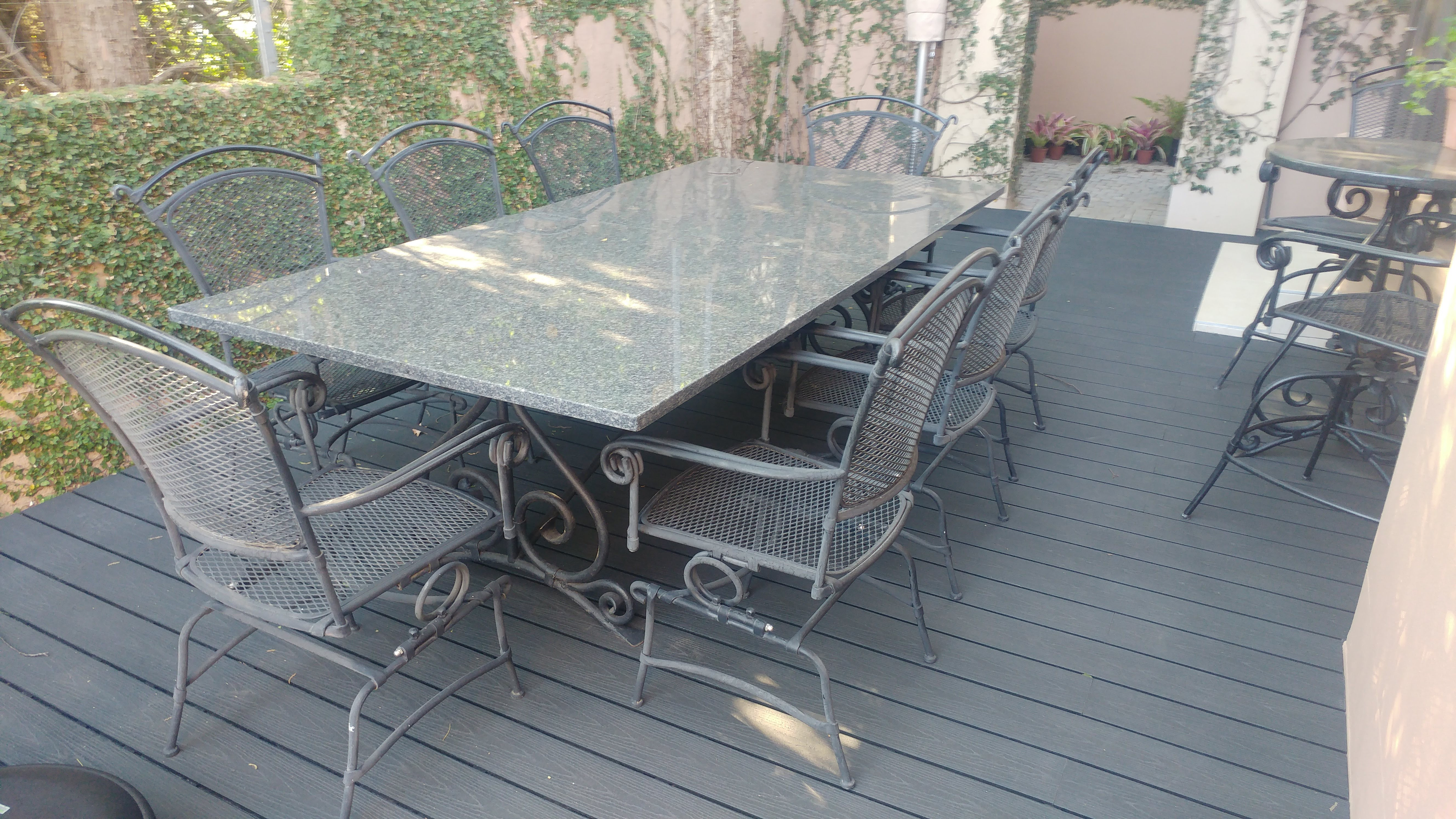 Nudek Co-Ex Charcoal Decking