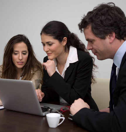 Business Team Forschung
