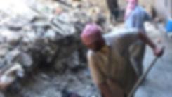 シリア国内の希望を絶やさないように