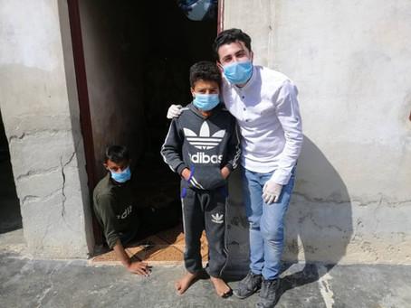 戦争、感染症、尽きない危機と不安
