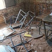 学校自体が貧困
