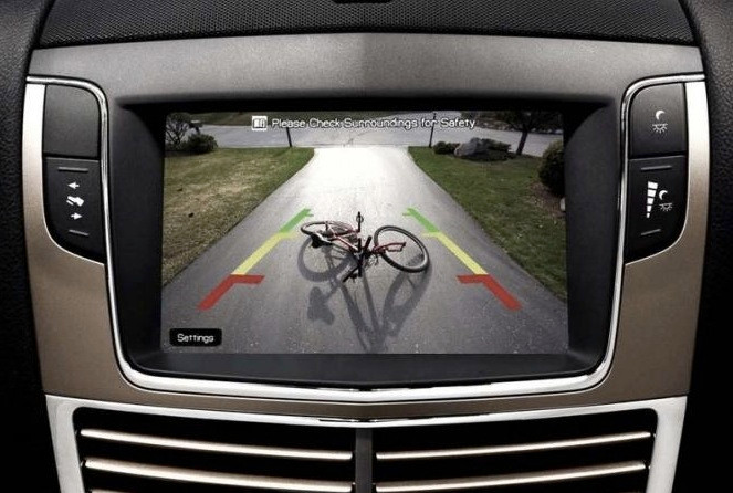 An end to auto accident deaths and injuries due to blind spots when backing up? Rear View Cameras ar