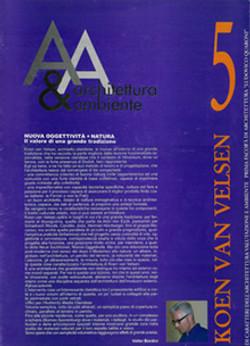 A&A Architettura e Ambiente n.5/2004