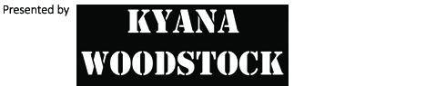 kyana woodstock logo