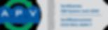 APV-Zertifikat-Logo QM 0152-0411-AZAV-T-