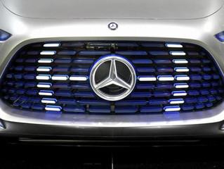 Mercedes-Benz implementará sistema de detección de movimiento