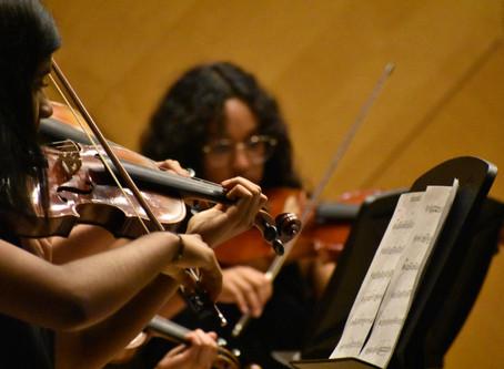 Student Spotlight: Harmony Project Phoenix's original composition
