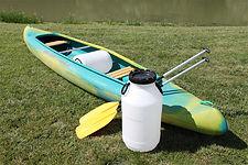Kanoe 3 komplet