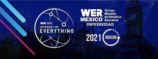 WER México Torneo Universidad