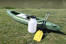 Kanoe 2 komplet
