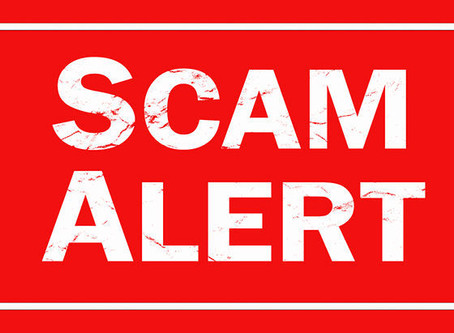How to not fall victim to a scammer no more!