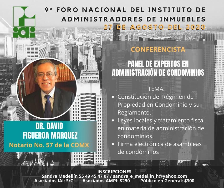 DR. DAVID FIGUEROA MARQUEZ