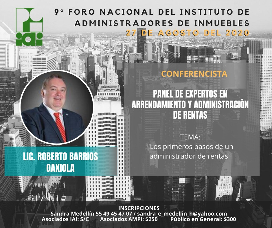 LIC. ROBERTO BARRIOS GAXIOLA