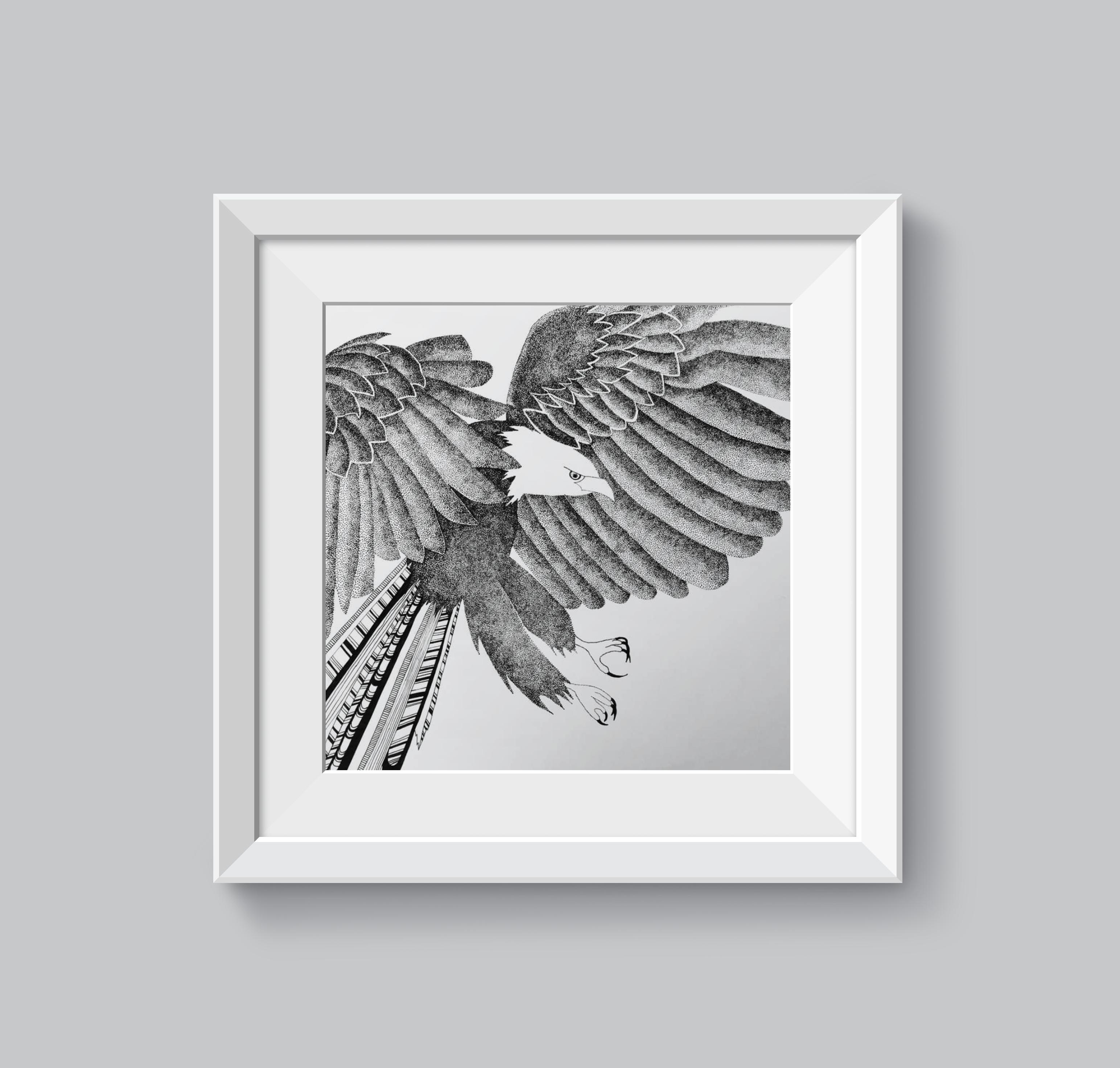 mockup eagle