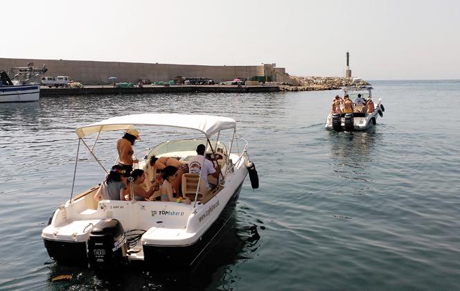 puerto de l'ametlla de mar, sin titulación