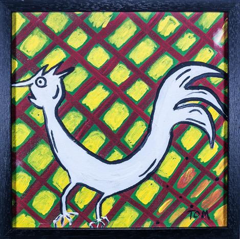 Lost Chicken