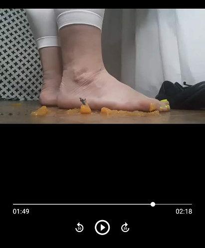 Tiny Orange Crush