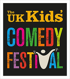 32530 UK Kids Comedy Festival logo conce
