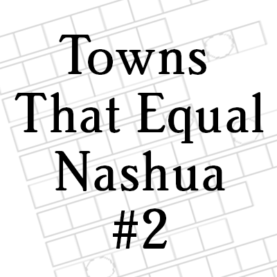 Towns that Equal #2