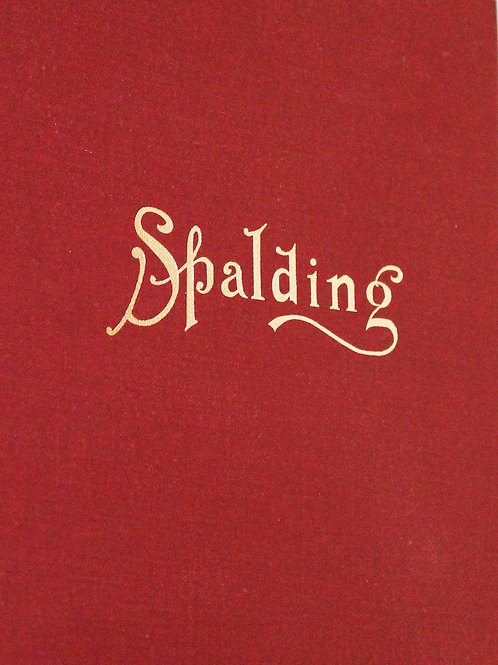 Book:  Spalding