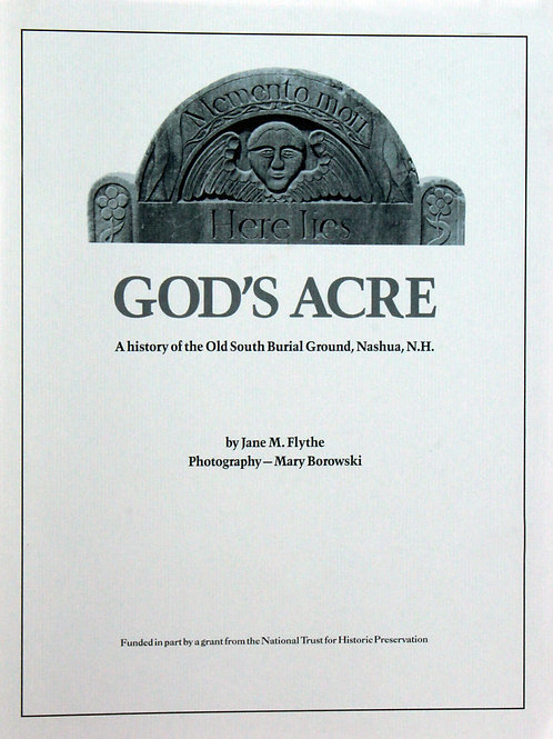 Book:  God's Acre