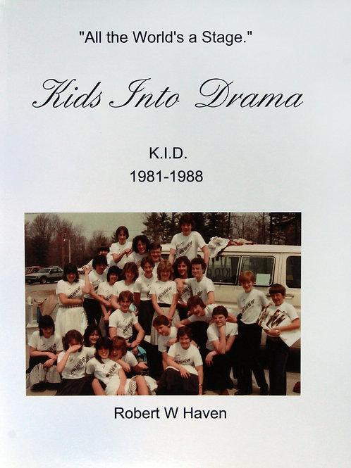 Book:  Kids Into Drama