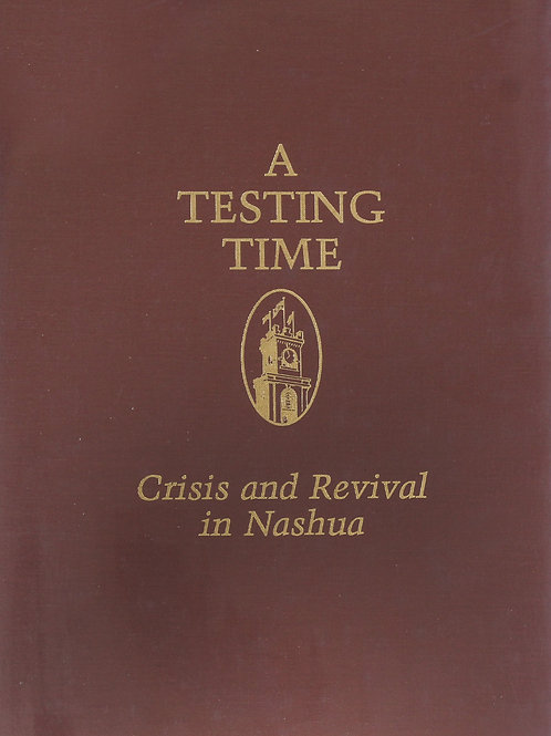 Book:  A Testing Time