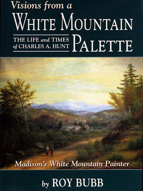 Book: Visions from a White Mountain Palette