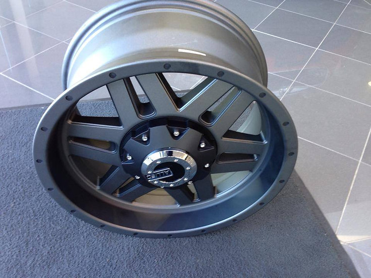 LPV RG Colorado Alloy Wheel - Black