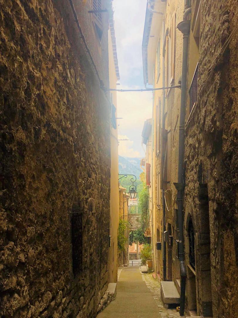 Balade insolite dans les rues de Vence