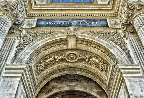 Balade insolite au Louvre à Paris