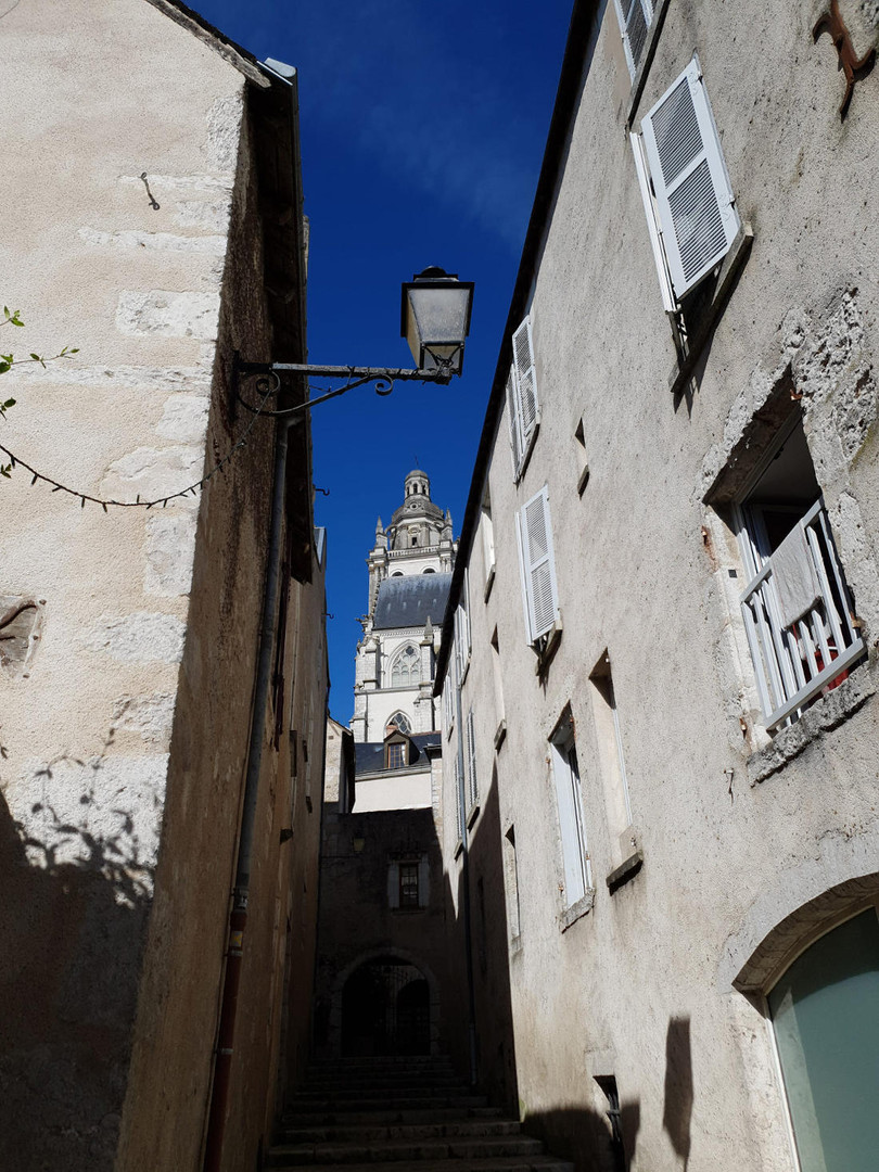 Découvrir les rues de Blois avec une activité insolite et touristique