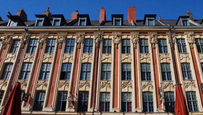 Visite ludique de Lille