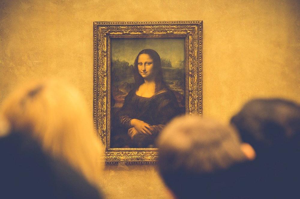 La Joconde de Leonard de Vinci - Louvre