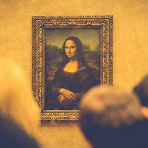 Léonard de Vinci au Louvre