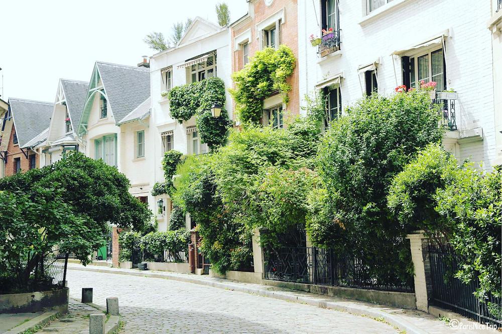 Villa Léandre Paris