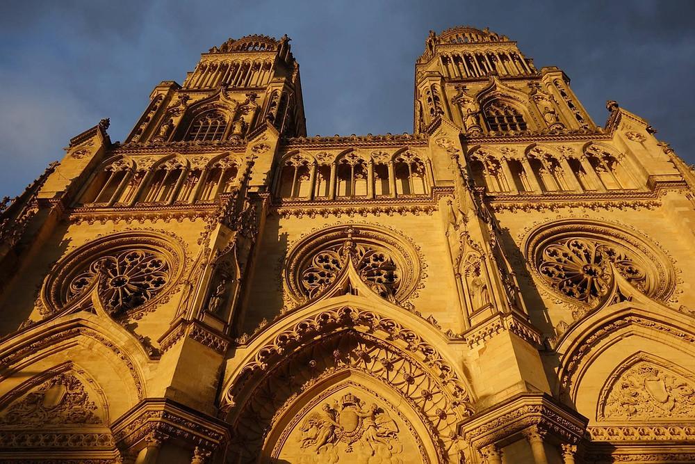 Cathédrale Sainte-Croix d'Orléans - lieux à découvrir