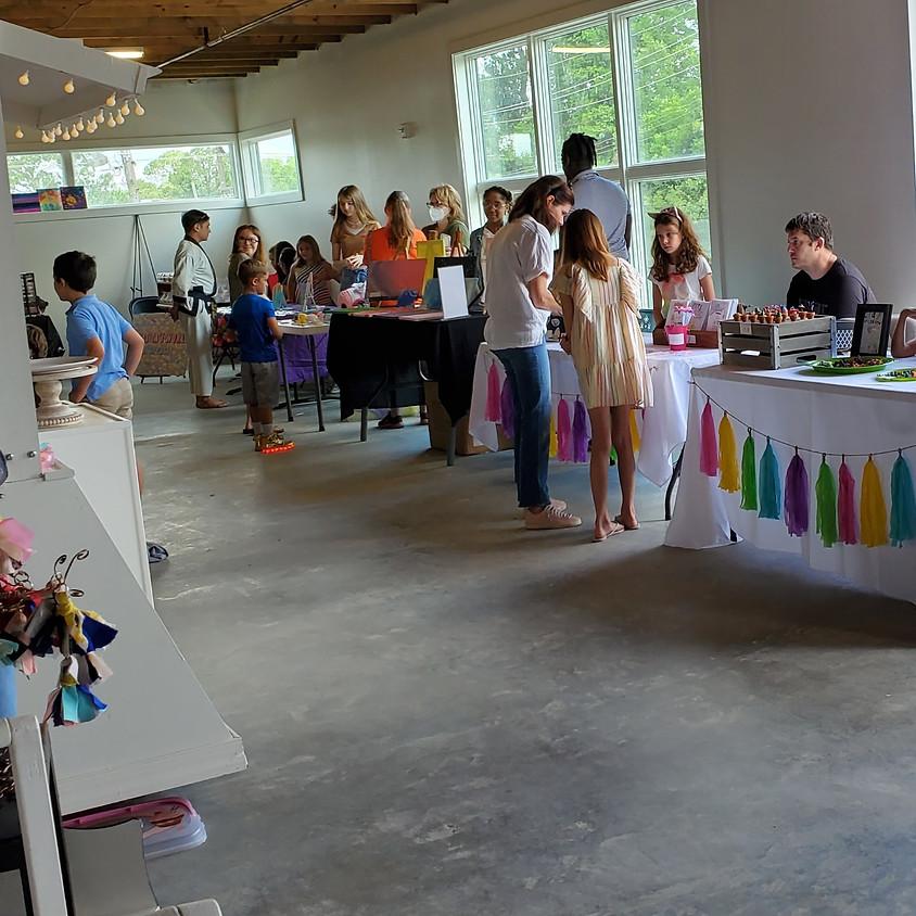 Kids Makers Market Winter